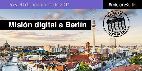 Misión digital a Berlín
