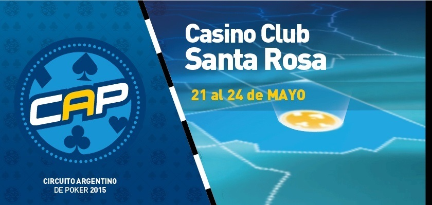 casino club santa rosa torneo de poker